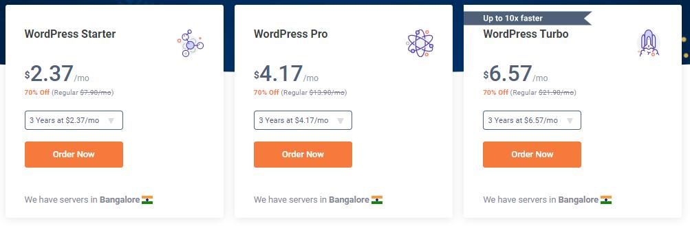 ChemiCloud-WordPress-Hosting-Plan