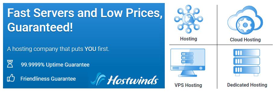 Hostwinds-Web-Hosting