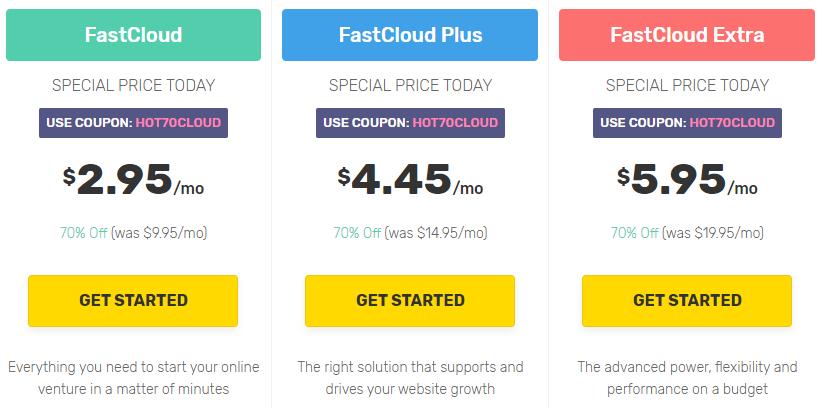 FastComet-Hosting-Plans-Pricing